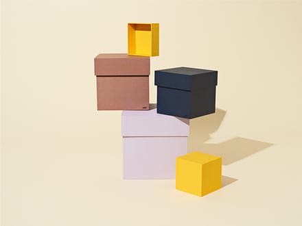 Boîtes de rangement, Containers