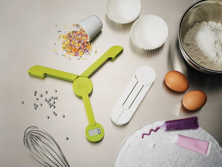 La balance de cuisine - Petit aide, grand impact