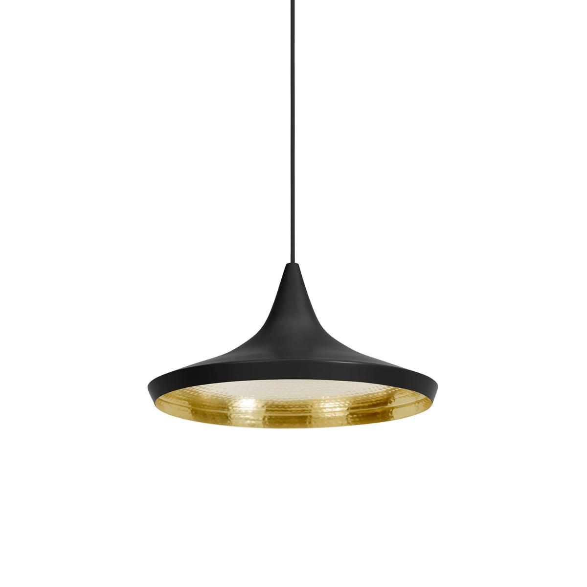 Wide Lampe À Dixon Beat Light SuspensionNoir Tom qMVjLUpGSz