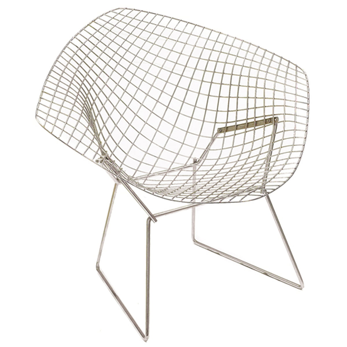 fauteuil bertoia diamond de knoll dans la boutique. Black Bedroom Furniture Sets. Home Design Ideas