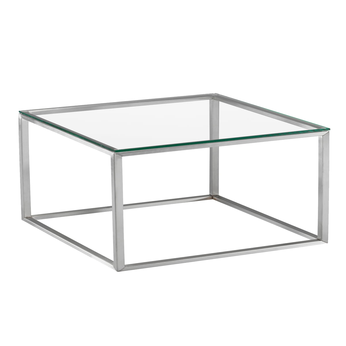 La Table Basse Less Va 15 H Par Hans Hansen # Table Basse Transparente