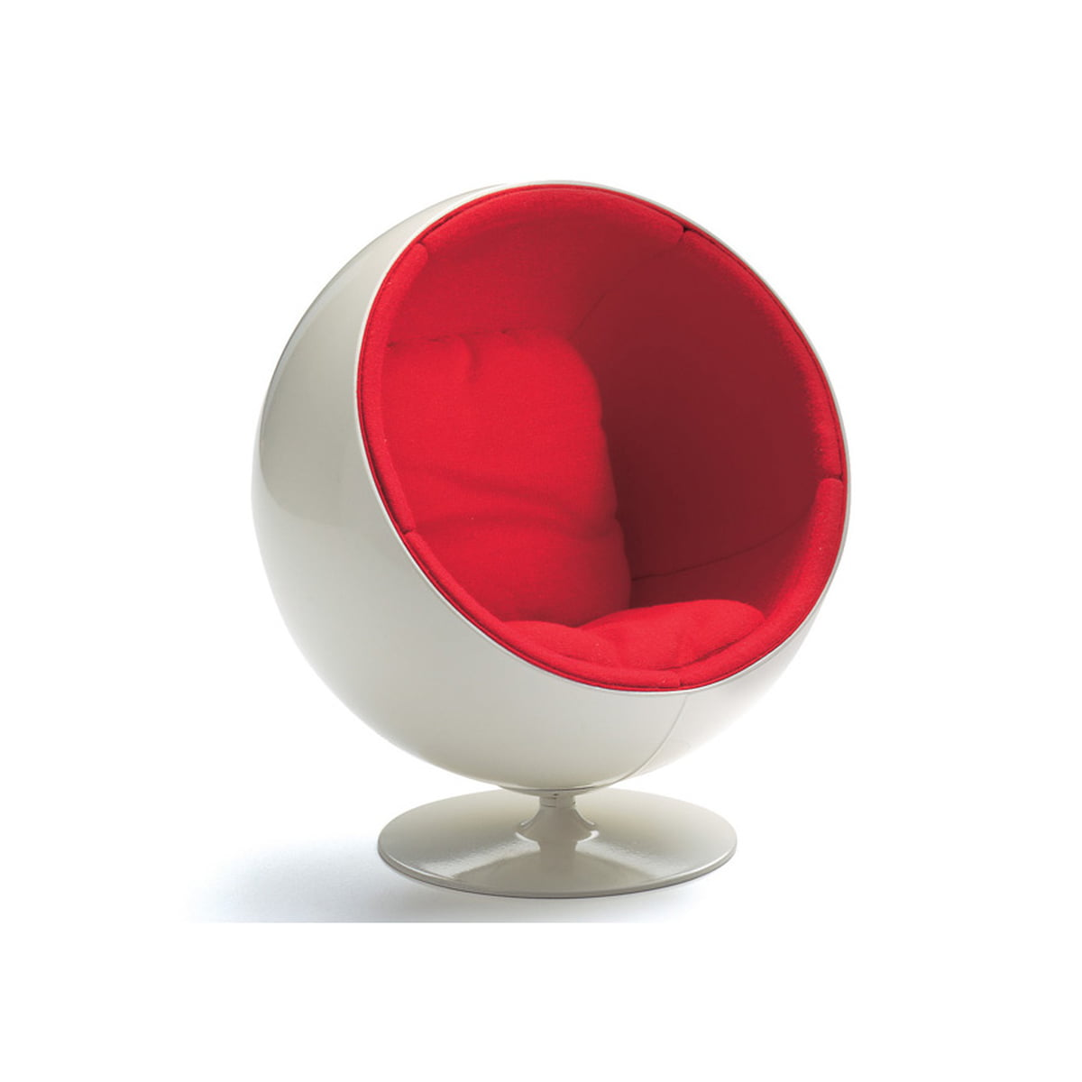 miniatur aarnio ball chair vitra boutique. Black Bedroom Furniture Sets. Home Design Ideas