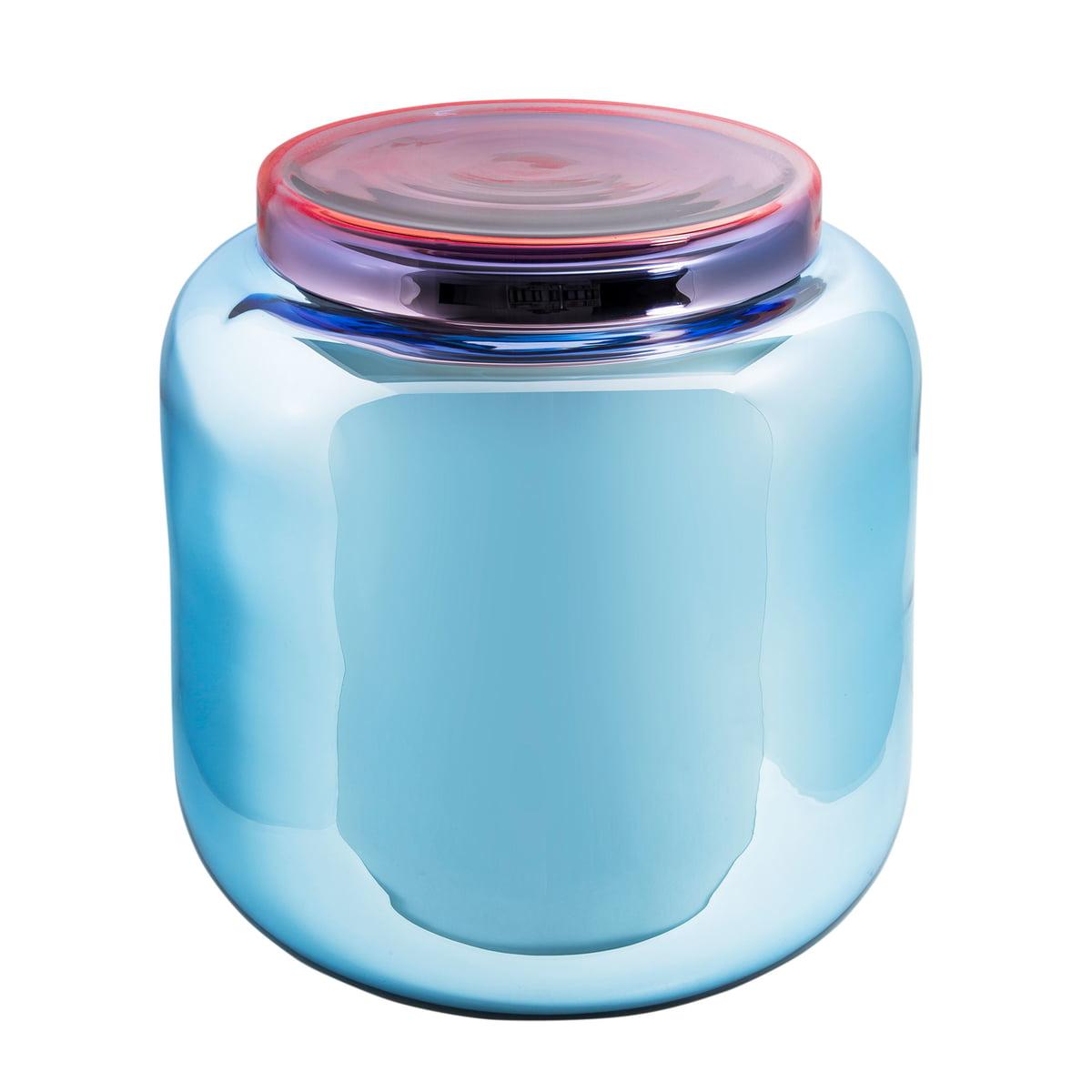 Achetez la table en verre container de pulpo dans l 39 e boutique for Container en francais