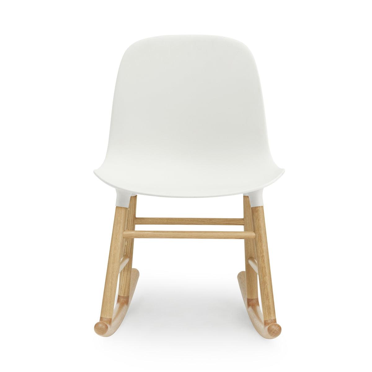 la chaise bascule de normann copenhagen dans l 39 e boutique. Black Bedroom Furniture Sets. Home Design Ideas