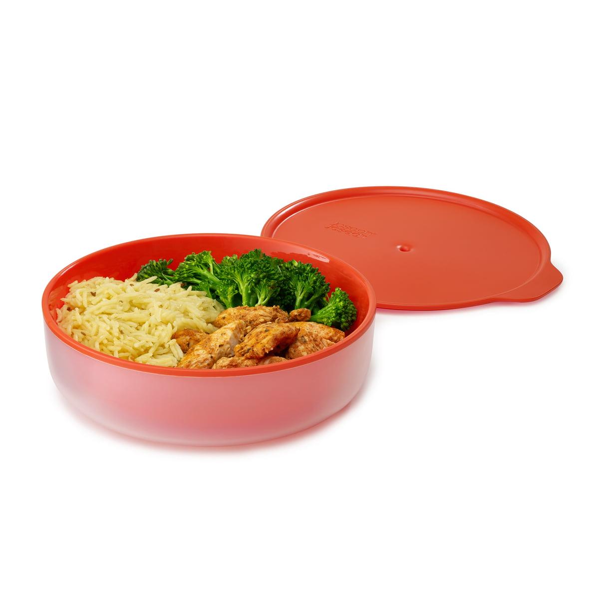 Assiette pour micro ondes de joseph joseph for Assiette cuisine