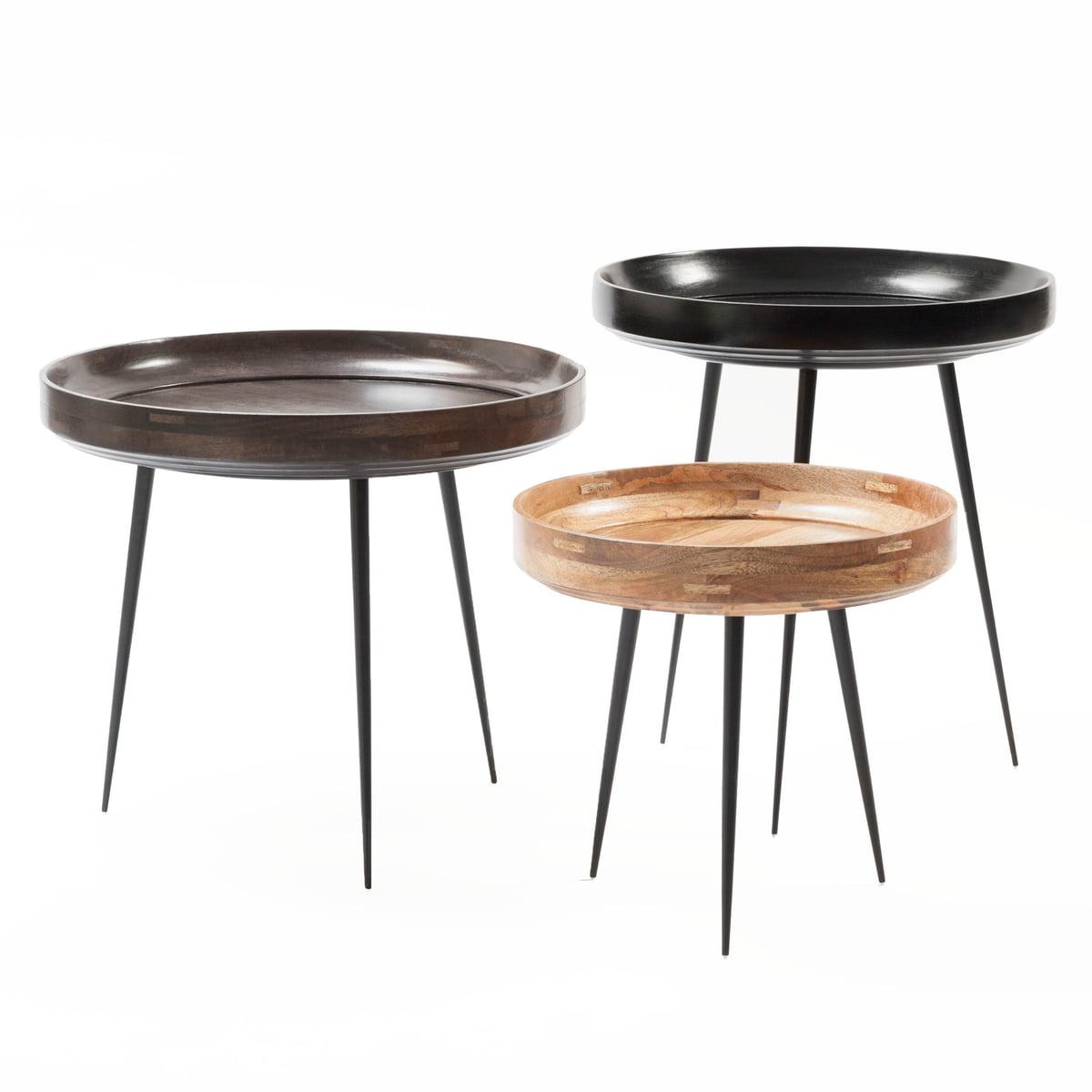 X Table Mater FormatØ Basse 40 H 38 CmNaturel Petit Bowl 8OkXPn0w