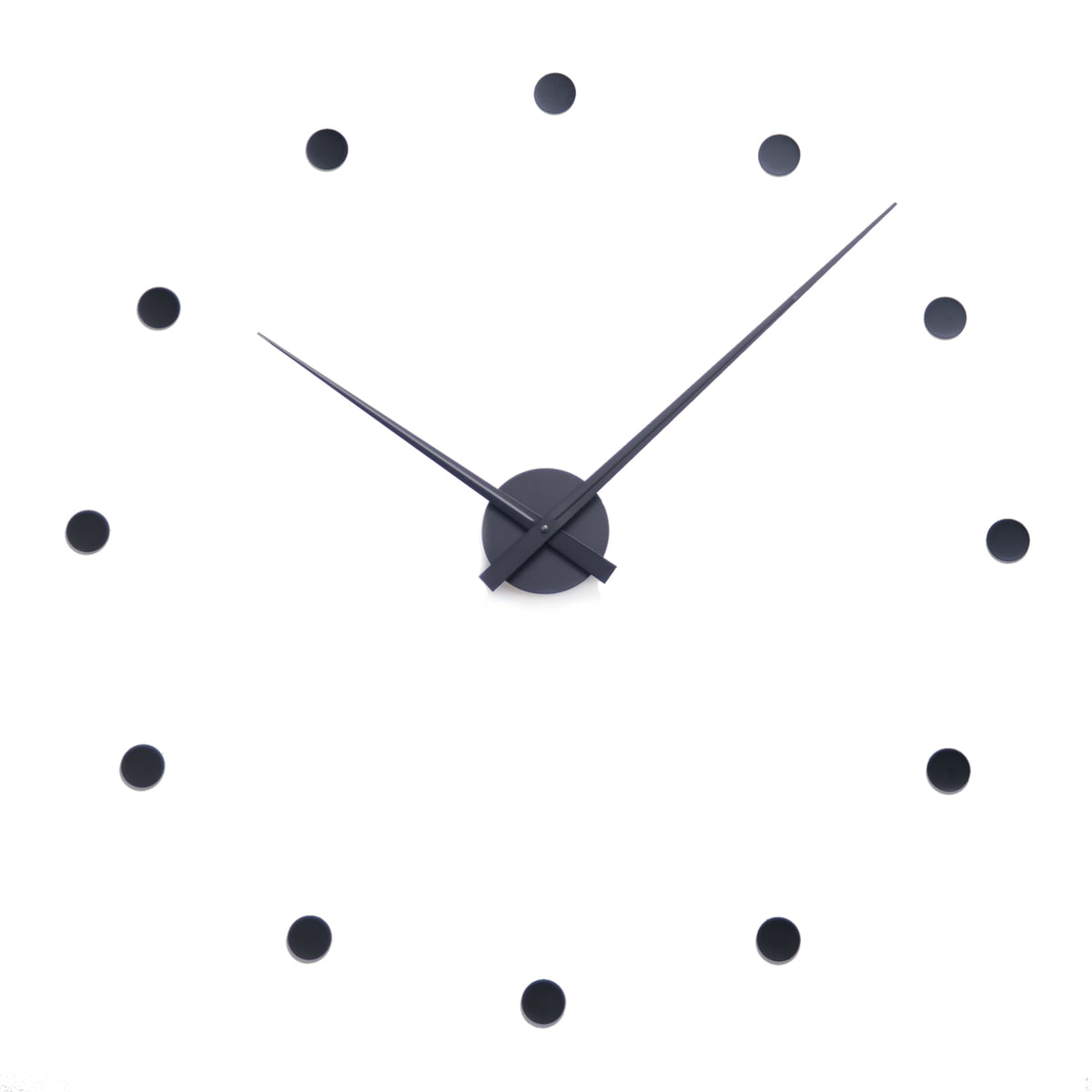 L Horloge Murale Flexible De Radius Design