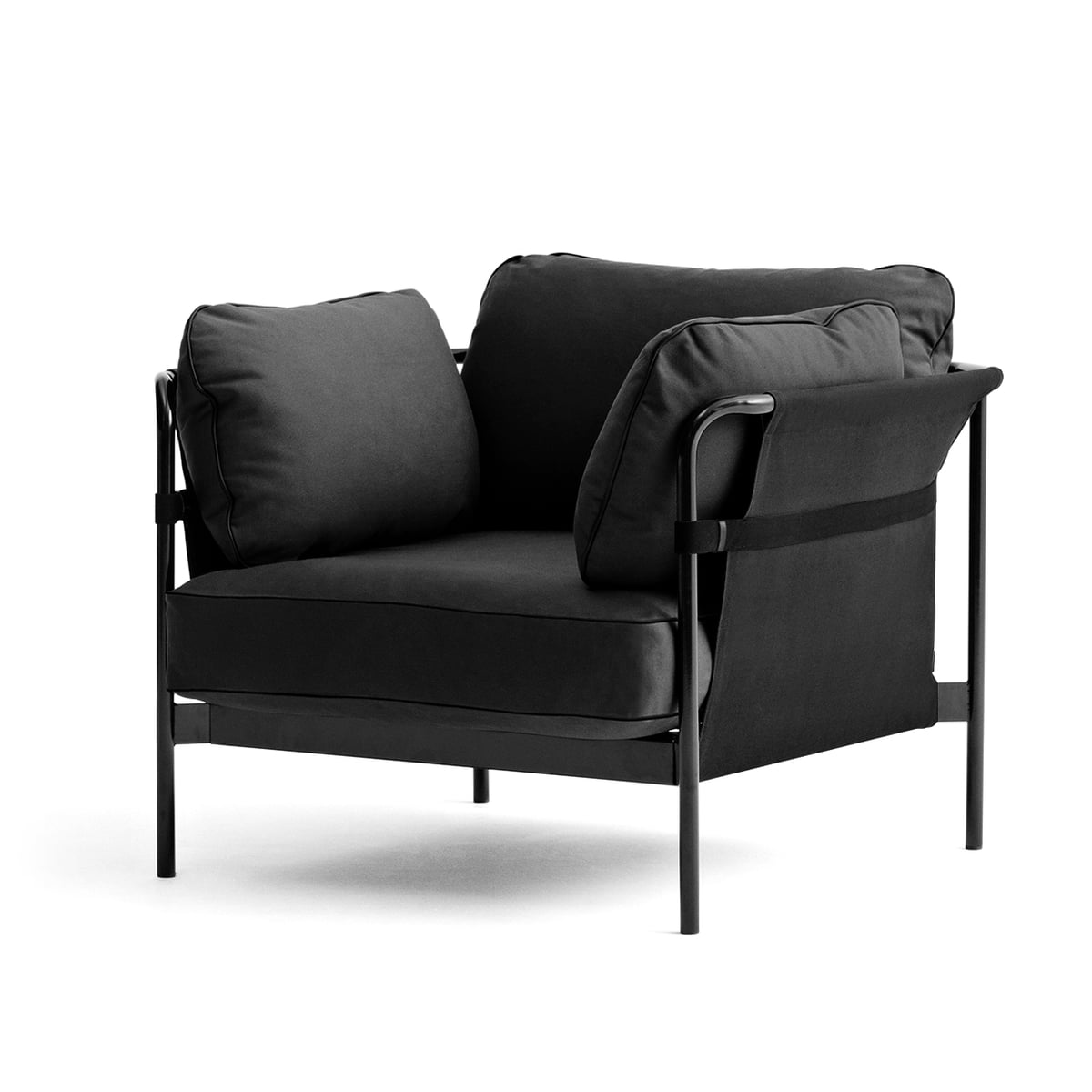 Fauteuil Can De Hay Dans La Boutique Du Design - Fauteuil gris design