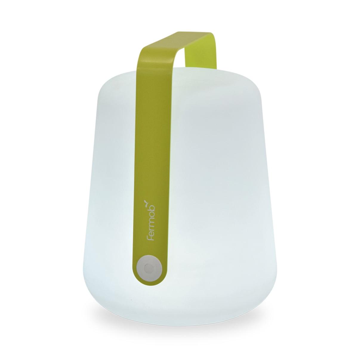 balad lampe led rechargeable h 38 cm fermob. Black Bedroom Furniture Sets. Home Design Ideas