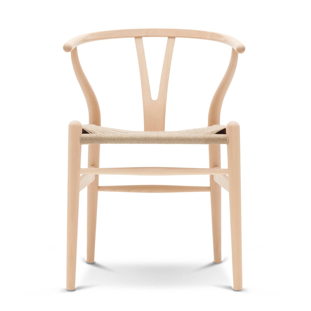 Wishbone Chair Ch24 De Carl Hansen In Shop