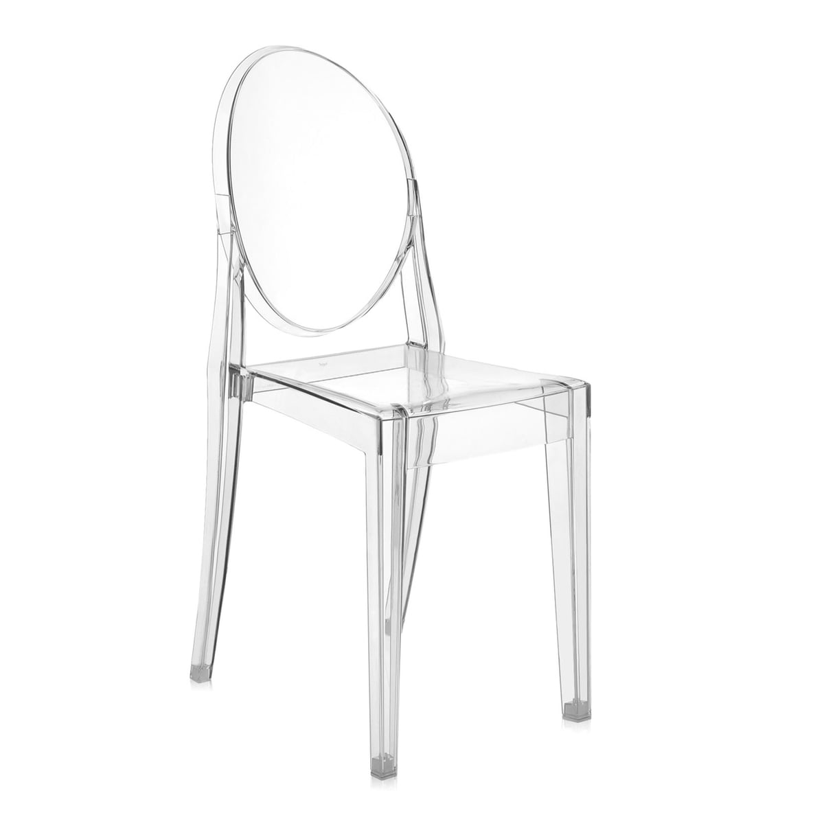 Chaise Victoria Ghost De Kartell