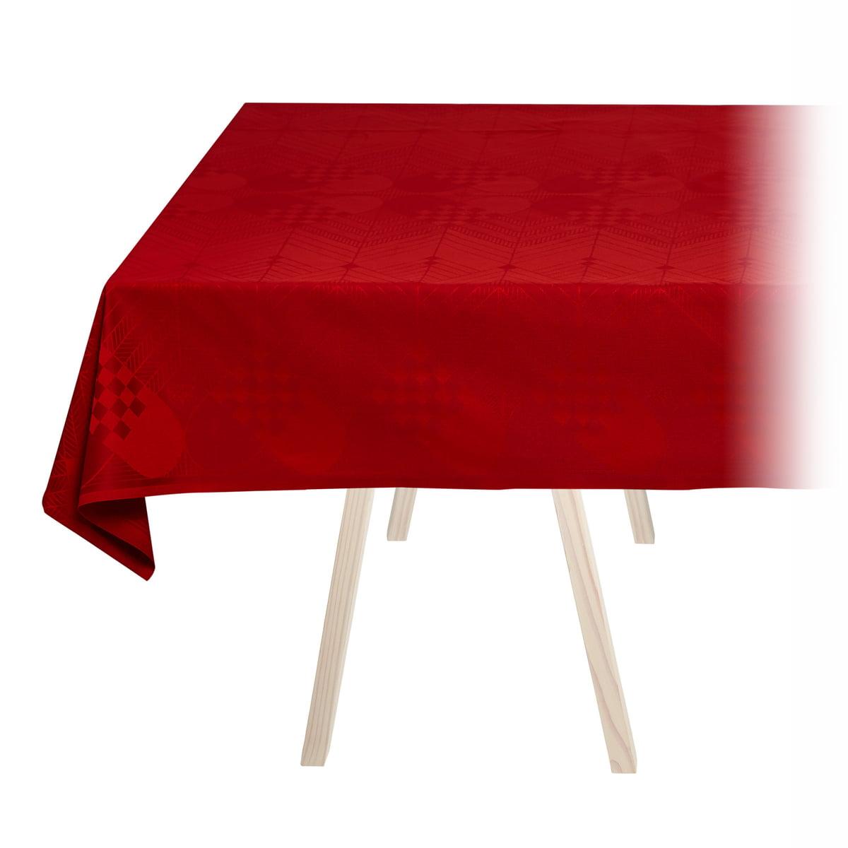 nappe de no l de georg jensen damask. Black Bedroom Furniture Sets. Home Design Ideas
