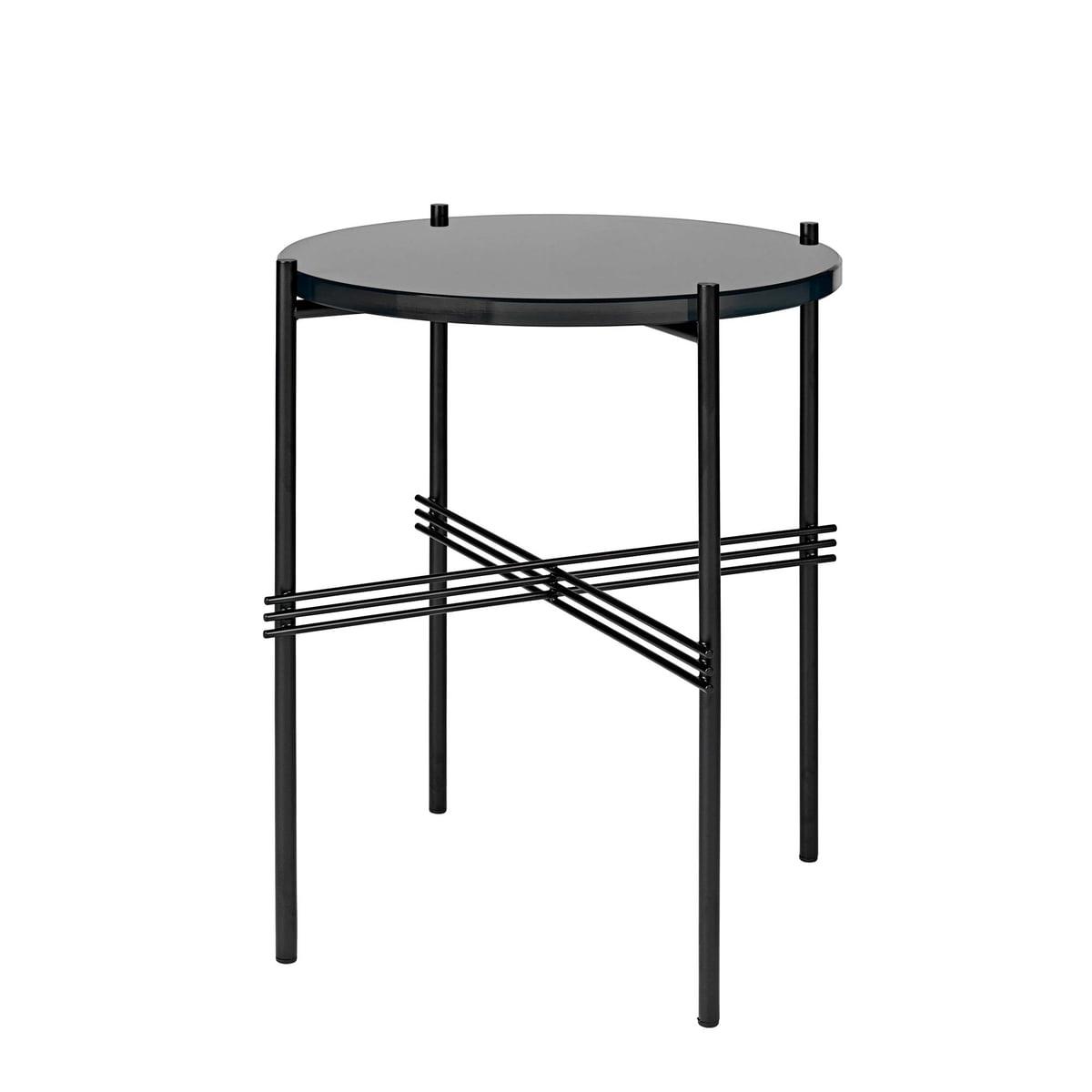 Basse 40 Gubi Ø CmNoirverre Noir Ts Table kPnOw0