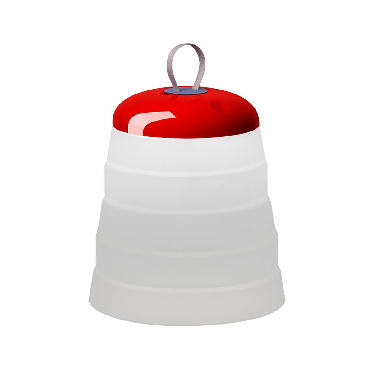 CriRouge Lampe Cri Batterie Foscarini À Led Aq5cR34Lj