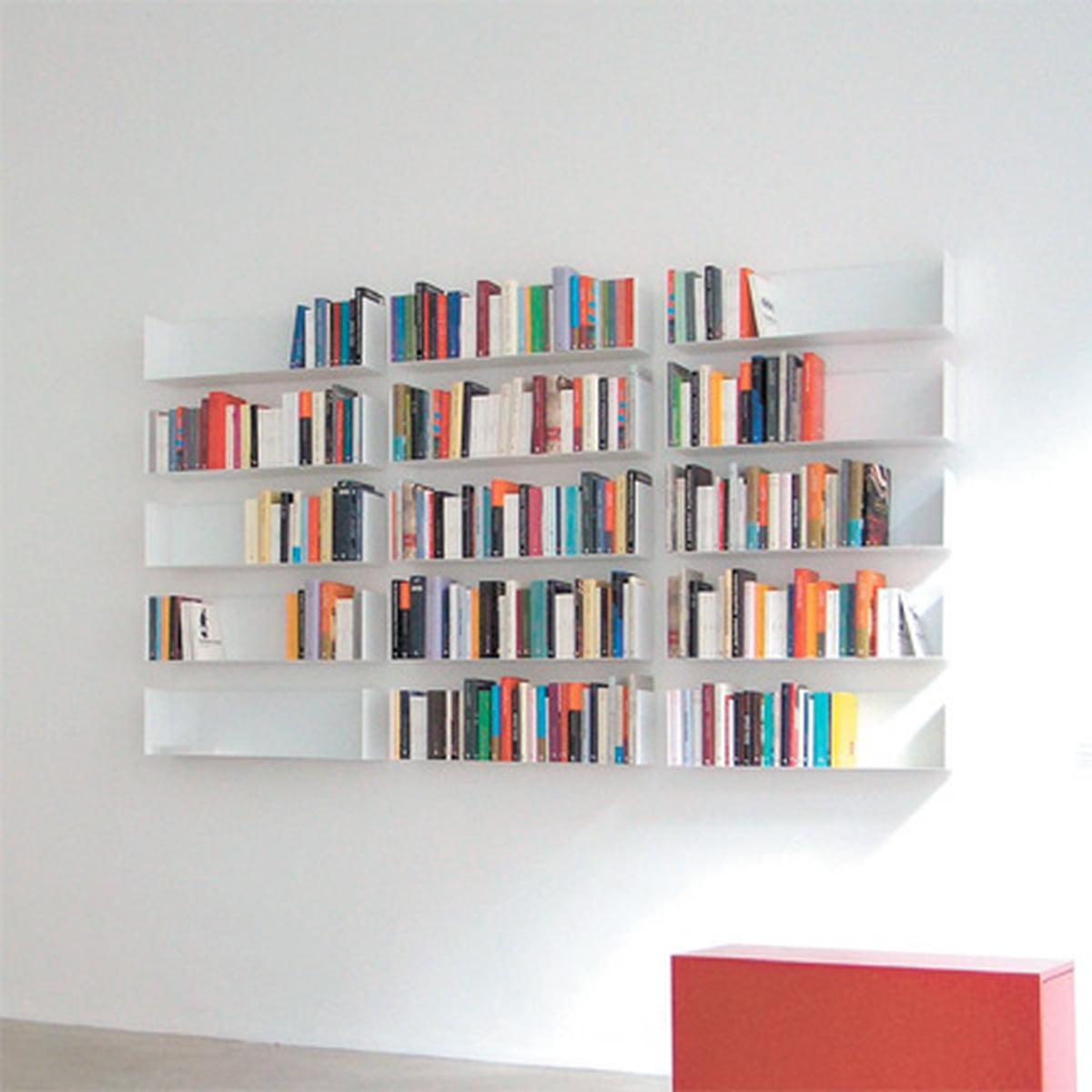 Etagère pour livres et DVD de linea1 a
