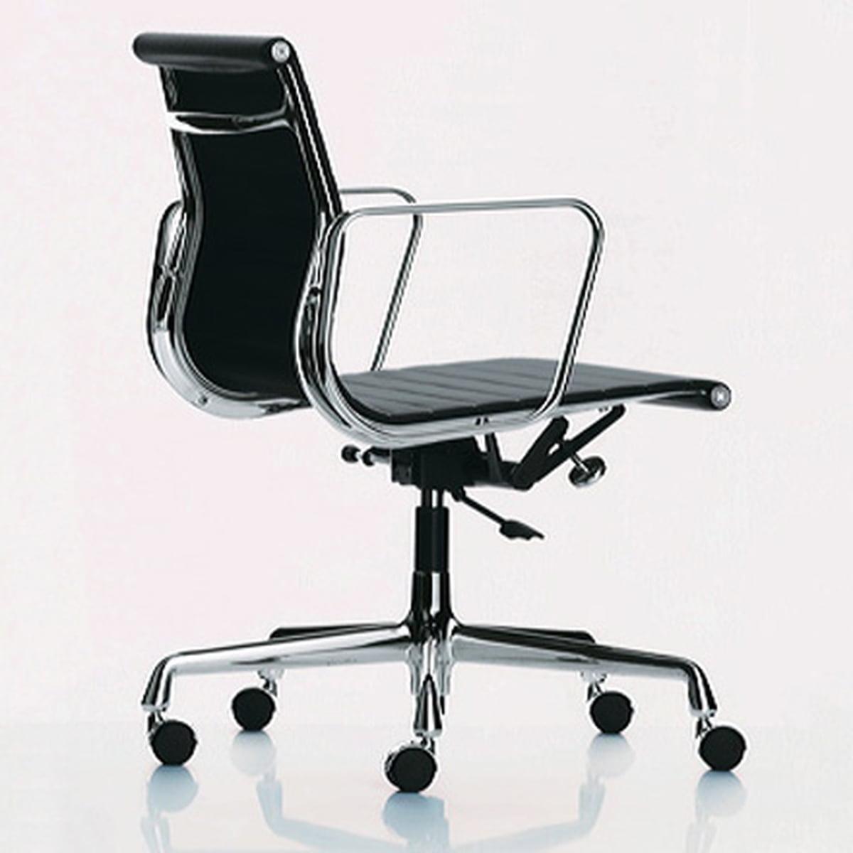 Ea 117 vitra alu chair chaise de bureau for Chaise de bureau vitra prix