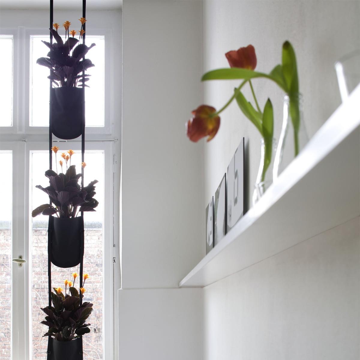 Comment Suspendre Un Plateau Au Plafond authentics - sac à plantes urban garden s, beige