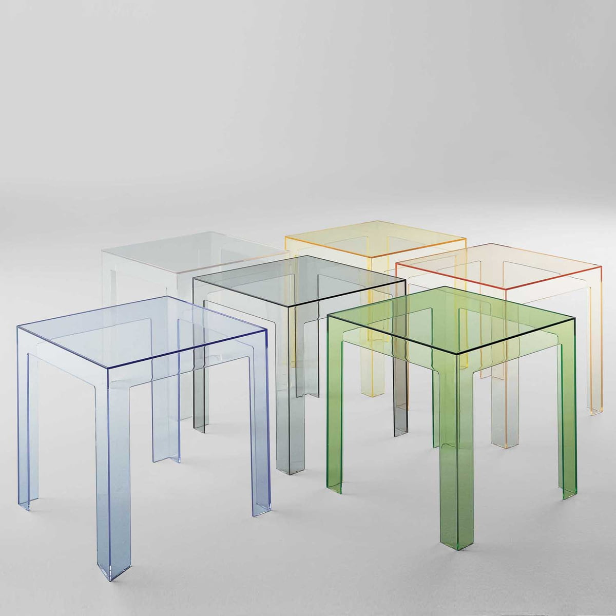 table basse jolly | kartell | boutique