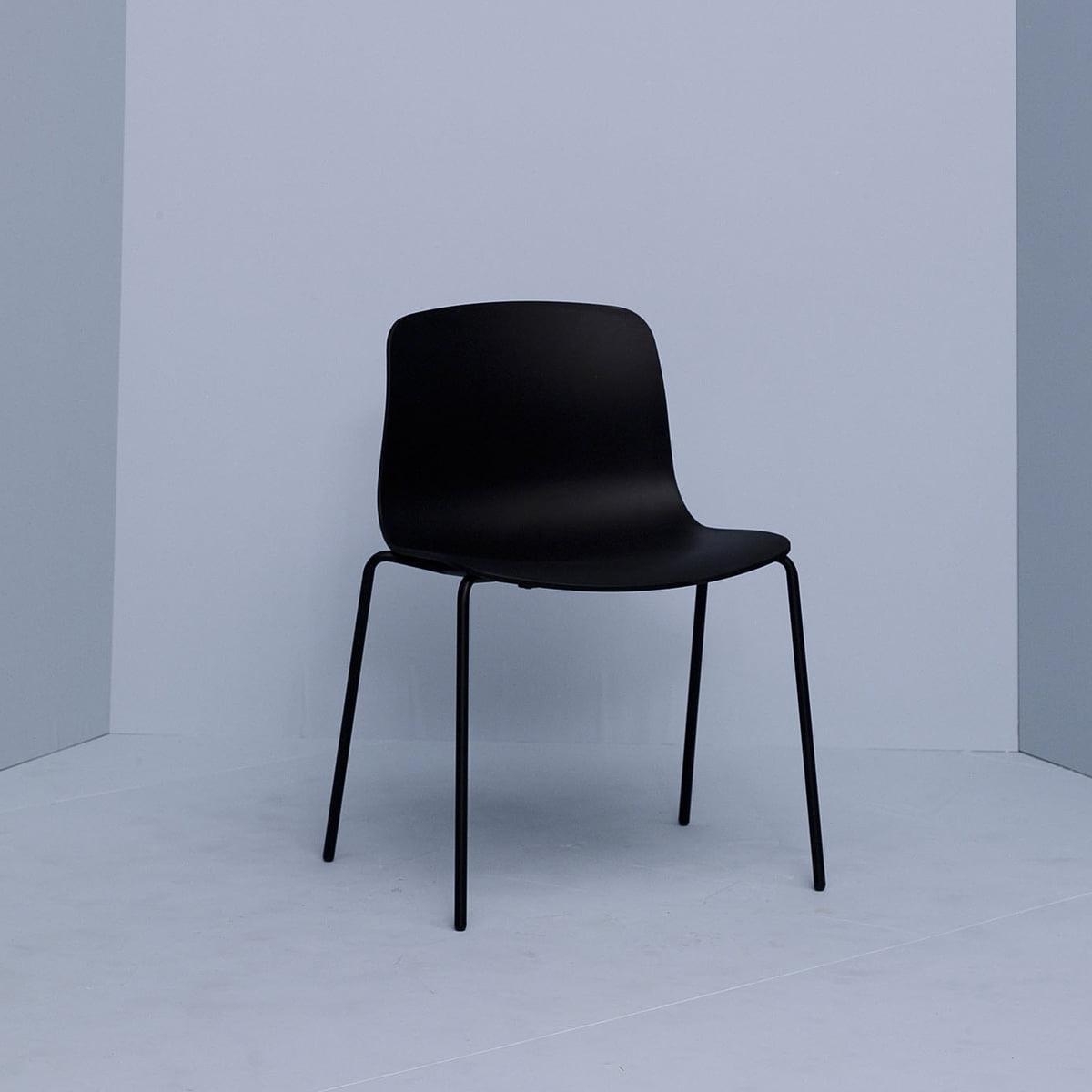 Hay acier 16tube About AAC en noir Chair A noir E29WYHDI