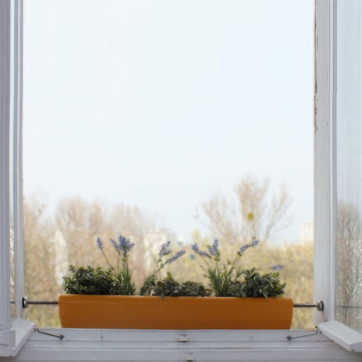 100 Incroyable Idées Fixer Jardinière Rebord Fenêtre