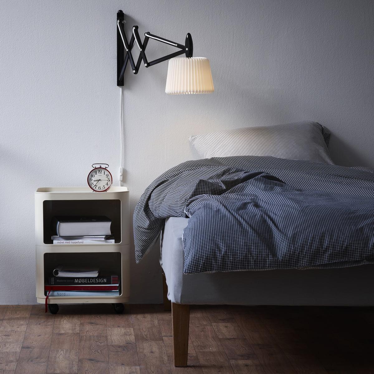 achetez la lampe sax 334 de le klint dans l 39 e boutique. Black Bedroom Furniture Sets. Home Design Ideas