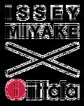 Iittala X Issey Miyake logo