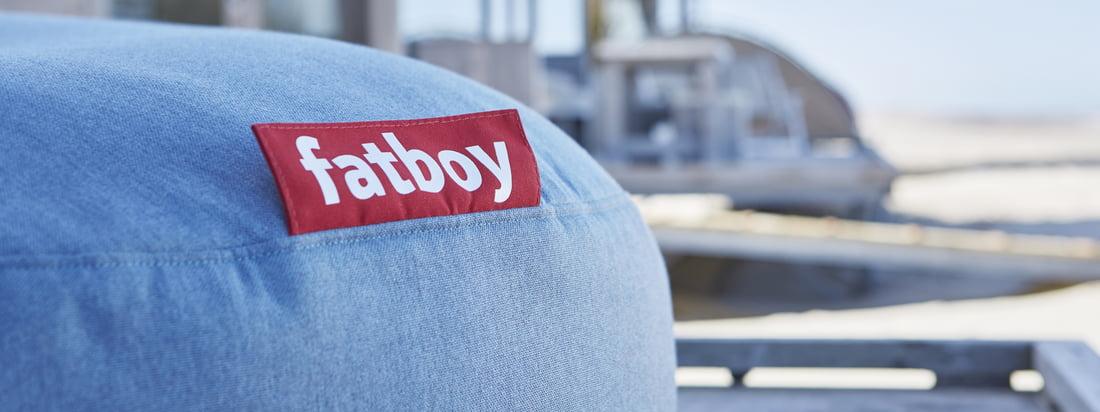 Fatboy ist bekannt für seine weltweit beliebten Design-Produkte, wie den original Sitzsack, Lamzac oder das Sitzkissen für den Outdoor-Bereich. Die fröhlichen Designs zaubern jedem ein Lächeln ins Gesicht.