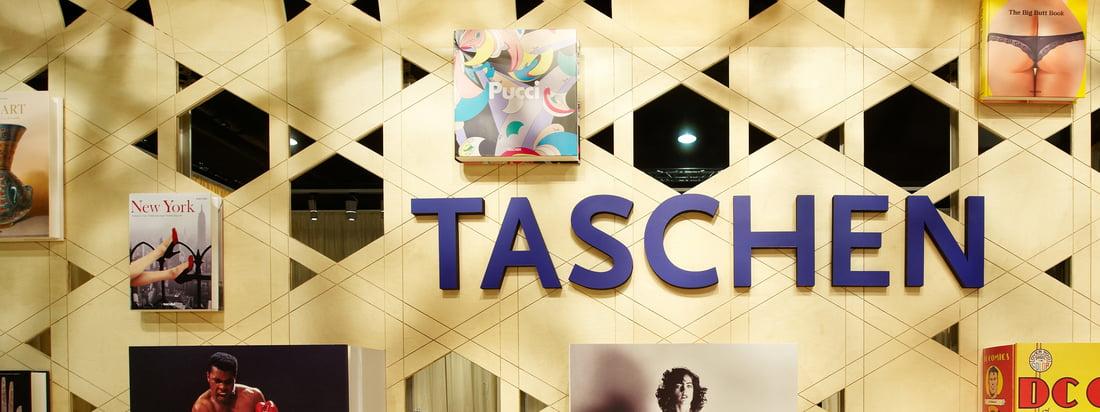 Banner du fabricant - Taschen Verlag, 3840x1440
