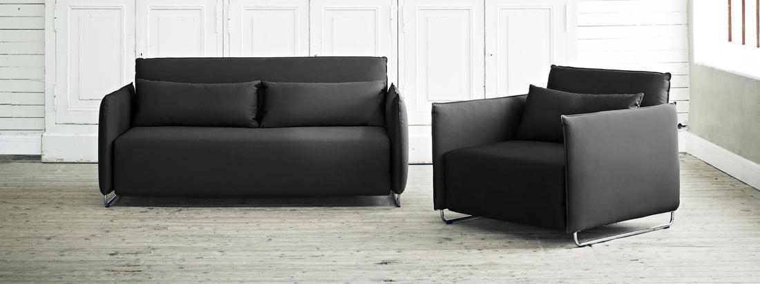 Softline : fauteuil et canapé softline | Connox