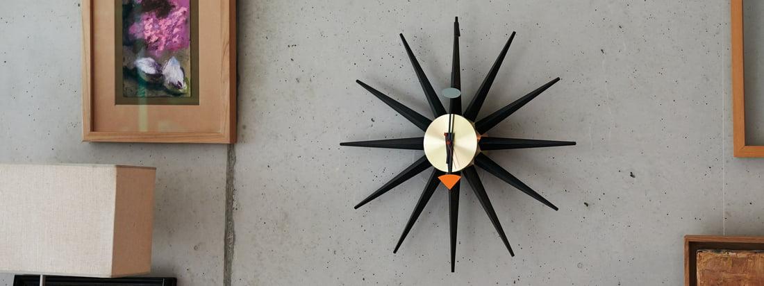 Vitra - Collection d'horloges - Bannière