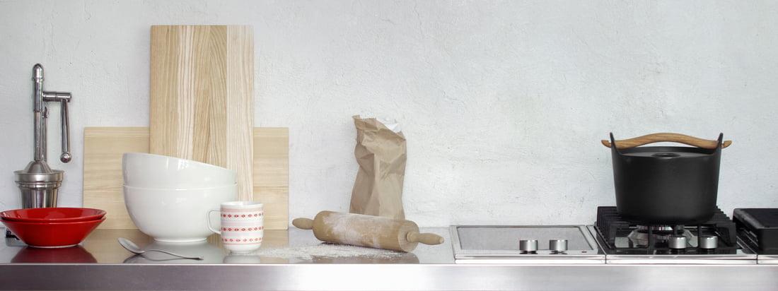 Bannière de collection - Iittala Cooking - Casseroles et séries de casseroles