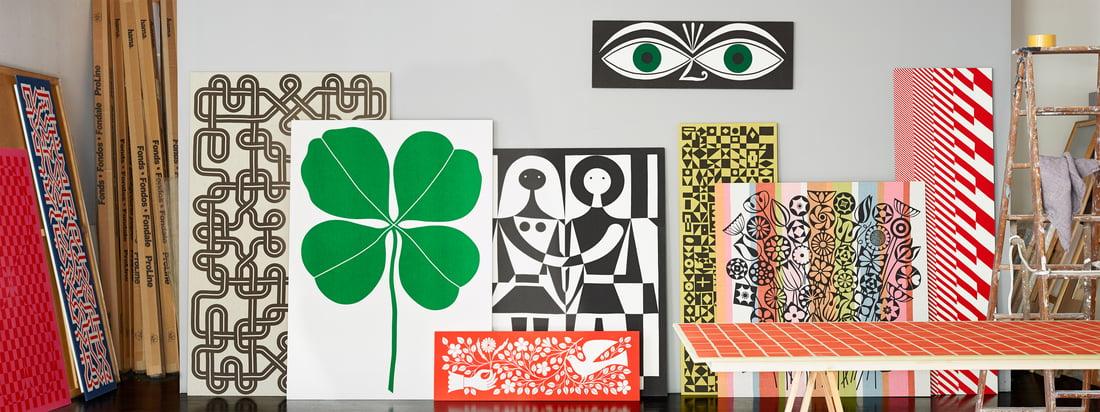 Bannière de la collection - Vitra - Environnemental Enrichment Panels - Bannière