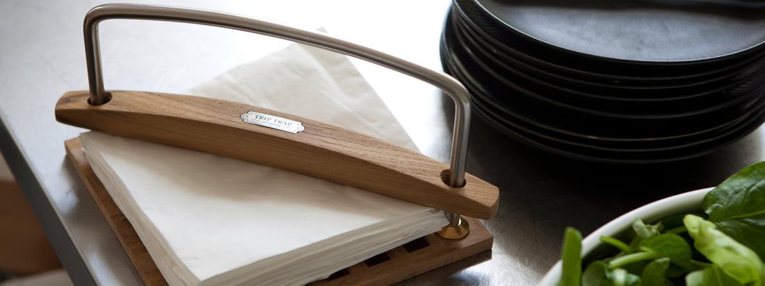 Accessoires Skagerak - Porte-serviette Pantry