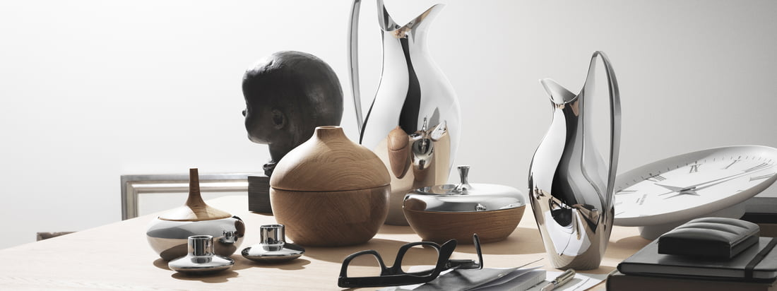 Georg Jensen - Koppel collection - Banner