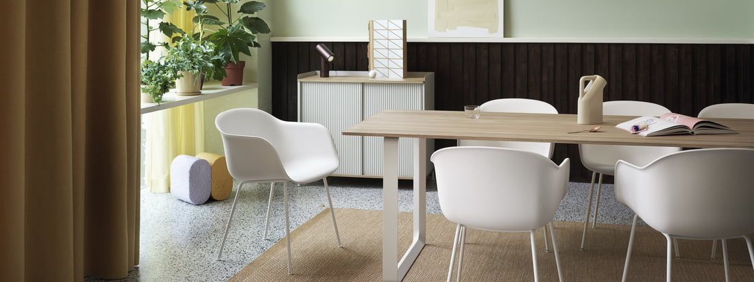 Muuto - Fiber Chair collection