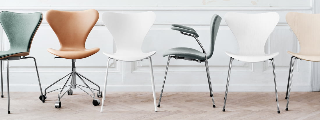Fritz Hansen - Serie 7 - Collection - Bannière