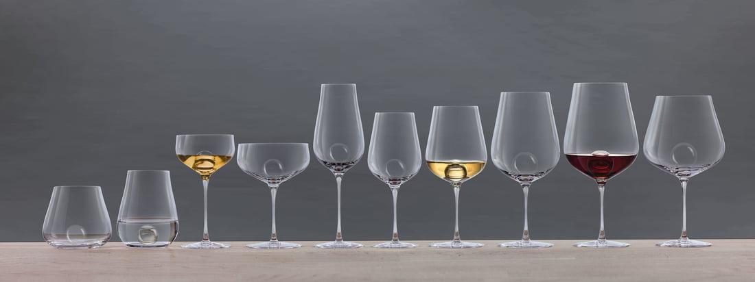 Zwiesel 1872 - Série de verres Air Sense