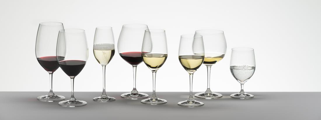 Riedel - Série de verres Sommeliers