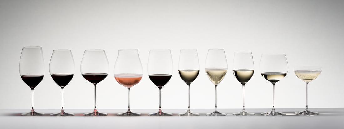 Riedel - Gamme de verres Veritas 3840x1440