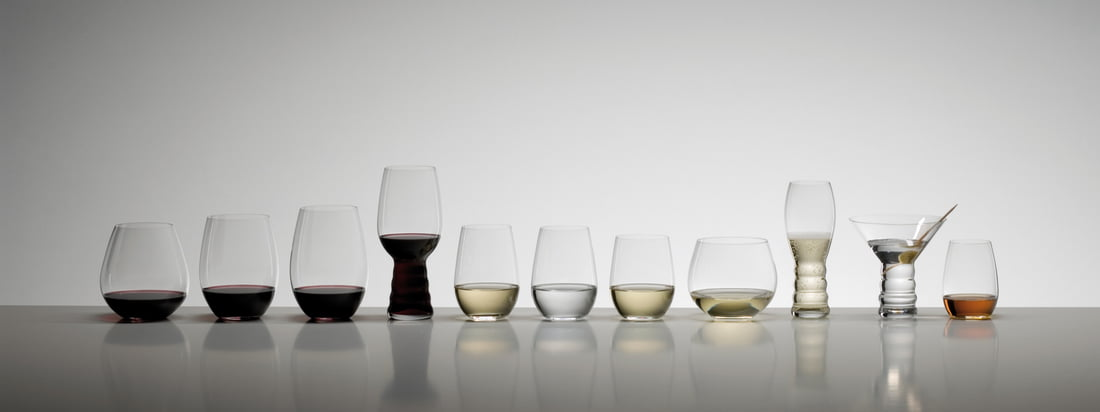 Riedel - Série de verres O Wine 3840x1440