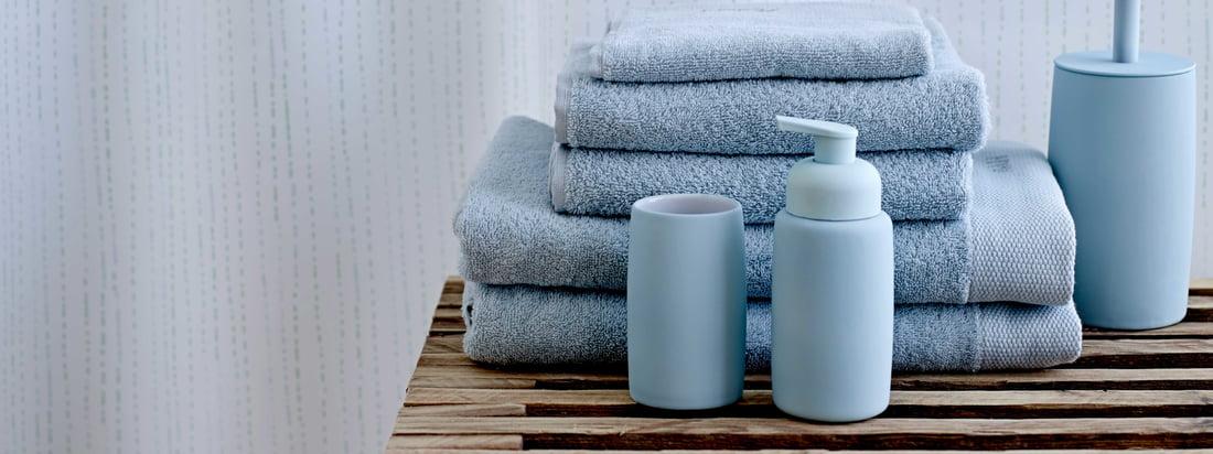 Södahl - Accessoires de bain Mono, bleu