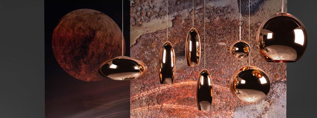 Tom Dixon - Copper Collection.