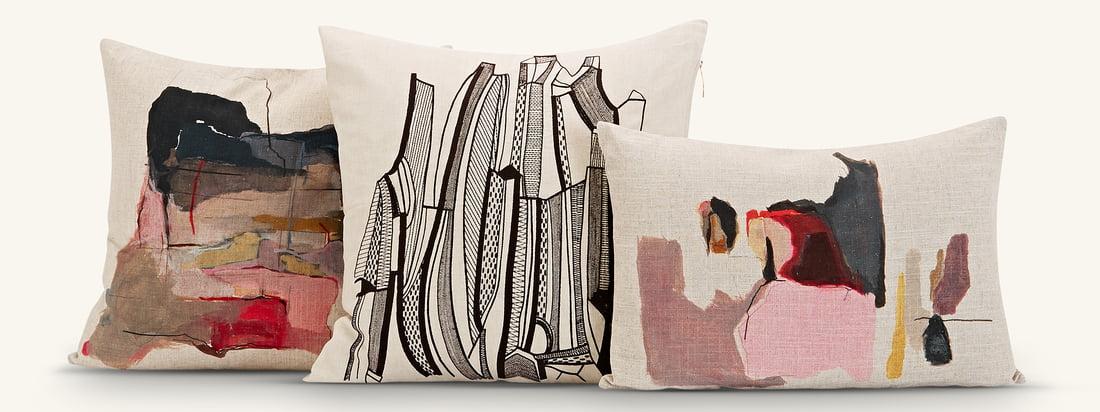 Tom Dixon - Collection de textiles