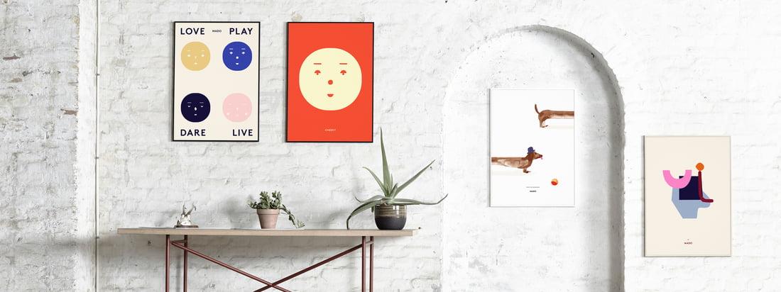Collectif papier - Collection MADO