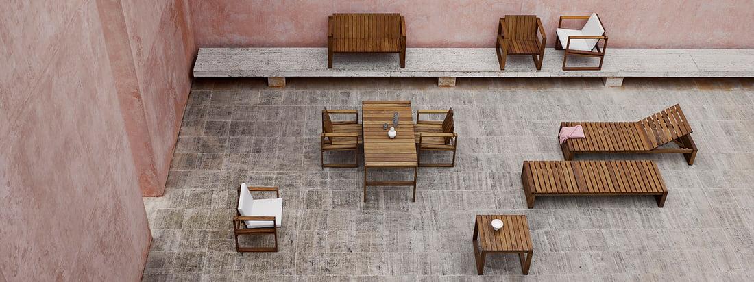 Carl Hansen - Bannière de la série Indoor Outdoor 3840 x 1440