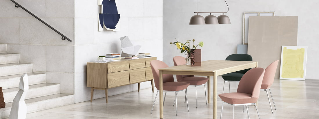 Banner Freunde werben Landingpage: Muuto Oslo Chair Fullsize