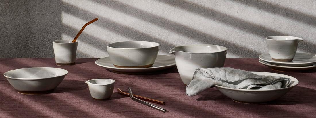 Broste Copenhagen - Grød Série sur les arts de la table