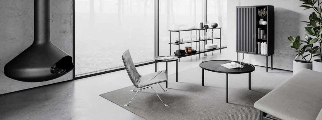 Connox Deal Banner minimalistisches Wohnzimmer