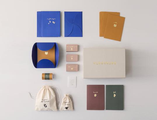 Gadgets-individuels : Personnel, support à clés, boîtes à ustensiles, boîtes à bijoux