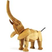 areaware - Wooden Creatures - Hattie l'éléphant